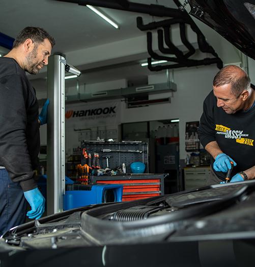 Stern Garage Matzingen - Über Uns